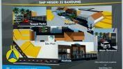 Program Pa Ujang, Kepala SMPN 32 Kota Bandung Natahar Wangunan Sakola Nu Representatif