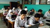 KEPALA SMPN 23 BANDUNG Bapa Agus Deni Syaéful, M.M.Pd ngarangkep kordinator UDJ sa-Kota Bandung.