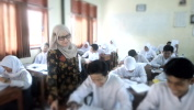 Visi Misi SMAN 5 Kota Cimahi Hayang Jadi Sakola Nomer Hiji  di Cimahi, Jawa Barat jeung Nasional