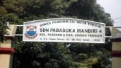 SDN Padasuka Mandiri 4 Kota Cimahi Numerapkeun Kadisiplinan tur Kaberesihan ka Sakum Warga Sakolana