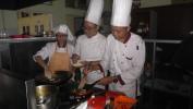 Corner Student Café di SMK Pariwisata Télkom Kota Bandung