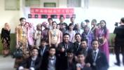 """Pelepasan Wisudawan Kelas XII Tahun Pembelajaran 2015/2016  SMA negeri 13 Bandung """"Star Shining Today"""""""