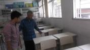 SMP Pasundan 6 Kota Bandung Teu Reureuh Kuriak Ngabebenah Fasilitas Sakola
