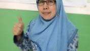 Bu Endah Purwanti, S.Pd, M.M.Pd, guru SMAN 1 Balééndah Kabupatén Bandung anu ngalanglang ka Nagri Ustrali (Australia)