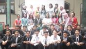Perpisahan Dan Pelepasan Peserta Didik Kelas IX SMP Negeri 47 Bandung