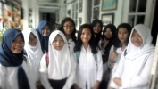 ESQ jeung miéling Hari Lahirnya Pancasila di SMP Negeri 40 Kota Bandung