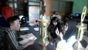 Budak Yatim Geratis Sakola di SMA Pasundan 7 Kota Bandung