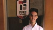 Justin Jajaka ti SMK Pariwisata Telkom Bandung