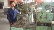 SMKN 12 Kota Bandung Baris Meuli Mesin Anyar keur Kagiatan Praktikum Siswana