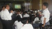 Pajabat PLN Sapoé Jadi Guru Di SMAN 5 Kota Bandung