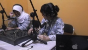 Bhinékas Radio High School SMAN 18 Kota Bandung Gawé Bareng jeung Radio Sonata 94 FM