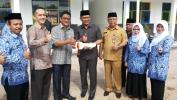 Peresmian SMPN 57 Kota Bandung Ku Walikota Bandung
