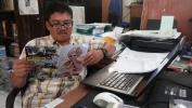 Pa Yudi Petugas Pabukon SMPN 8 Kota Bandung