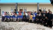 Peresmian Gedong  anyar BSC (Bina Sarana Cendekia) Keur SD Alkenzie, SMP,SMK sarta SMA BSC Kota Bandung