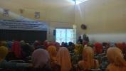 Dialog Kesehatan Reproduksi Wanita Dina Acara HUT Dharma Wanita ka-17 & Hari Ibu Di Lingkungan Dinas Pendidikan, Pemuda dan Olah Raga Kota Cimahi