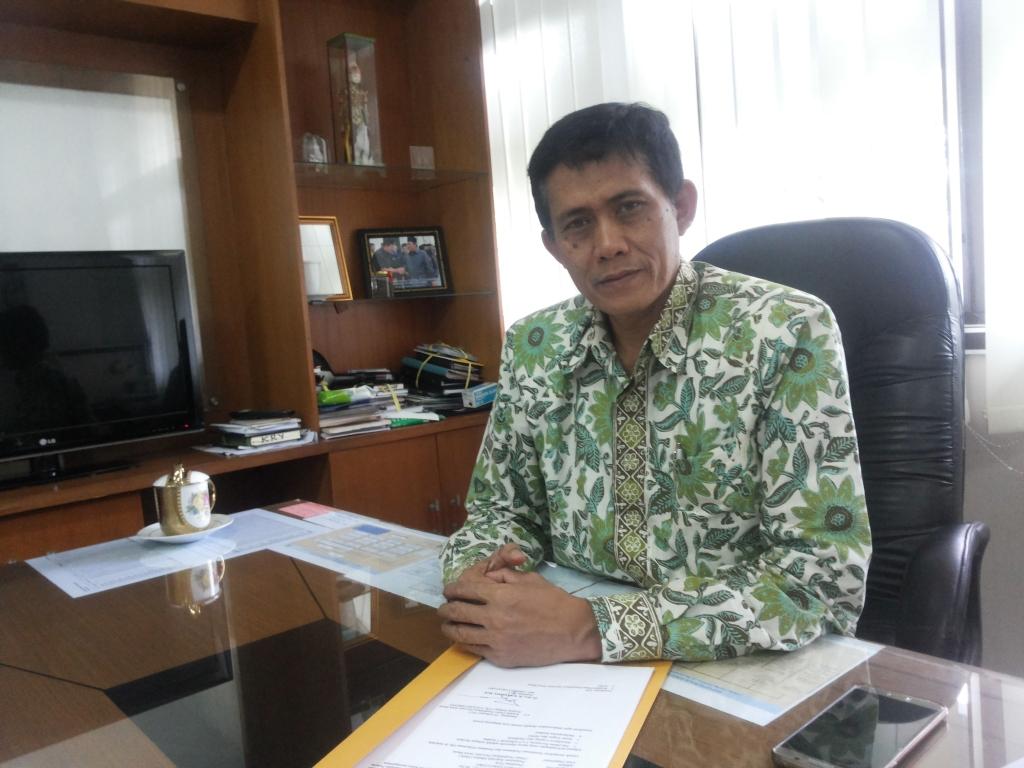 Drs. H. Karyono, M.Si, Kepala Bidang Pendidikan dan Tenaga Kependidikan Paud Dini dan Dikdas, Disdik Jabar-Majalah Sunda Sora