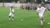 Persib Latihan di Lapang Lodaya Persiapan Keur Turnamen Piala Presiden