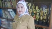 Bu Imas Sulastri, S.Pd., Promosi jadi Kepala SDN Cibadak Kota Bandung