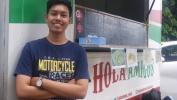 """""""Hola Amigos"""" Food Truck  Ngajual Kaolahan Has Meksiko ti Kota Bandung"""