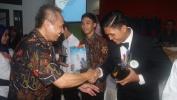 SMKN 9 Kota Bandung Hasil Mertahankeun Juara Umum LKS SMK sa-Jabar taun 2017 Kategori Pariwisata
