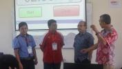 Kagiatan LKS SMK tingkat Jawa Barat taun 2017  Poé Kahiji