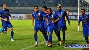 Sriwijaya FC Ngajongkéng di Kandang Maung Bandung