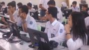 Unggal Poé 490 Siswa SMAN 8 Kota Bandung Hadir 100 % Ngiluan UNBK taun 2017