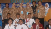 Seleksi Siswa Mengenal Nusantara Tingkat Jawa Barat taun 2017 Lumangsung di PT. Biofarma