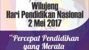 Ucapan Hardiknas Dinas Pendidikan Kota Bandung