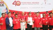 Launching Pembiayaan BIJB, RDPT EKUITAS Senilai 1 Triliun