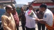Demiz Wakil Gubernur Jabar Ngadongdon SMAN 1 Lembang Kabupatén Bandung Barat