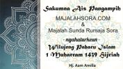 Wilujeng Pabaru Islam 1 Muharram 1439 H