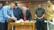 Gubernur & DPRD Jabar Tandatangani KUA PPAS APBD Perubahan TA 2017