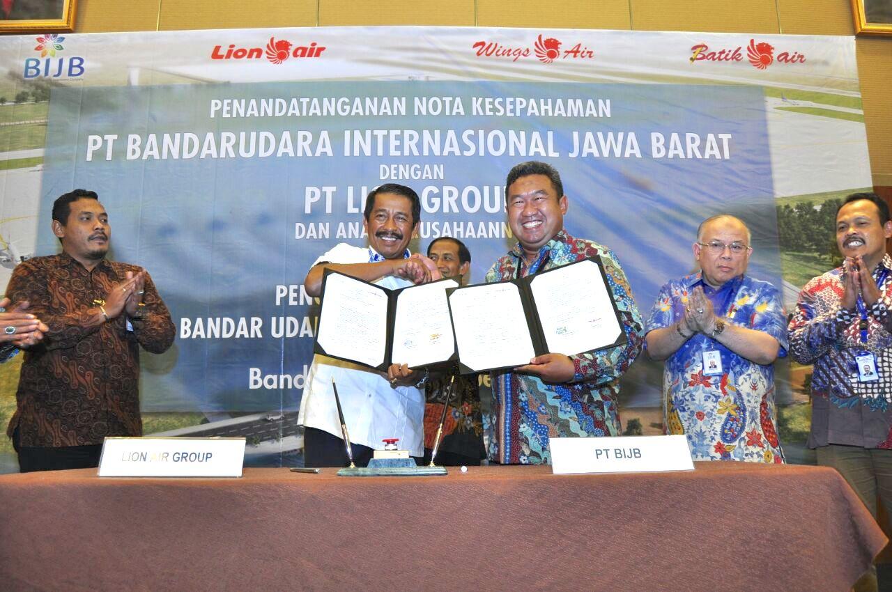 Lion Air Group Siap Beroperasi di Bandara Internasional Jawa Barat-majalahsora.com