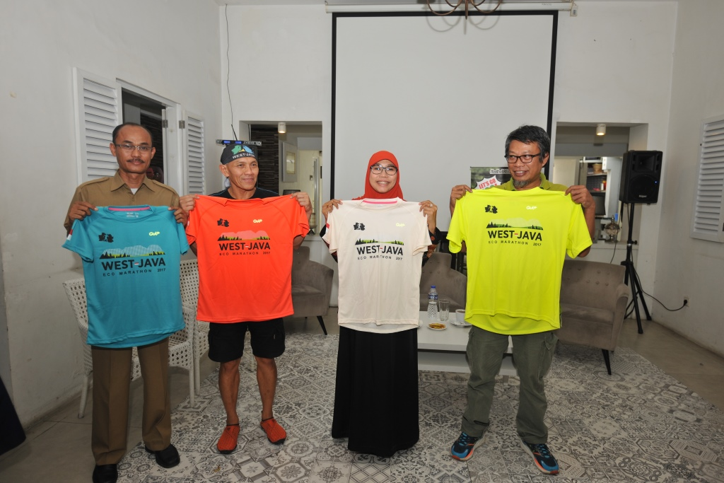 Netty Akan Ikuti Race 21K di West Java Eco Marathon 2017