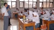 Program Kerjasama Basa Jepang SMAN 10 Bandung : Guruna Tuan Kurosawa Hidemi  Kepala Sekolah Manten ti Jepang