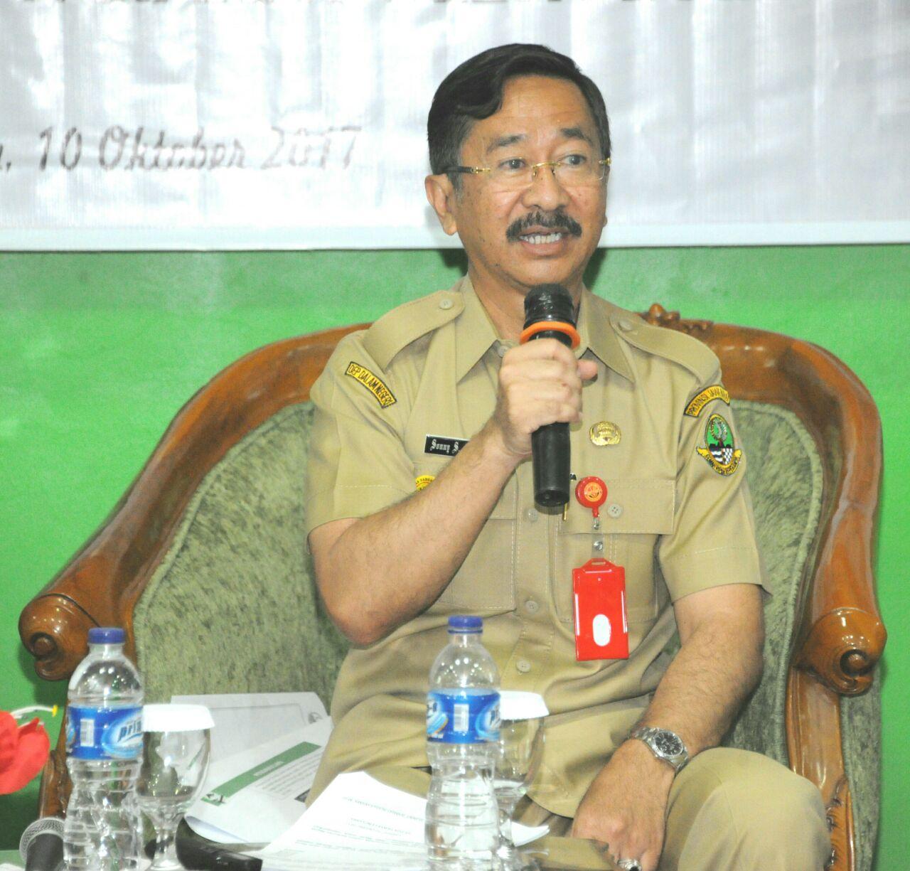 Sonny Samsu Adisudarma Kepala Biro Humas Protokol Sekretariat Daerah Provinsi Jawa Barat-majalahsora.com