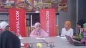 AkTV 43 UHF Kerjasama dengan Majalahsora.com membuat Program Baru 'Mekarkeun Sastra Sunda'