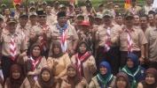 240 Kepala SMA/SMK Negeri Swasta se-Kabupaten Bandung Berkemah Di Ciwidey