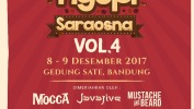 Desember 2017 ini, Seru Dengan Ngopi Saraosna Vol. 4 di 'Gedong Saté'