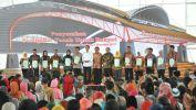 Jokowi Bagikan 10 Ribu Sertifikat Tanah se-Kabupaten Bandung