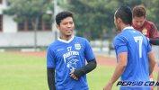 Eka Ramdani Gabung di Latihan Perdana Persib