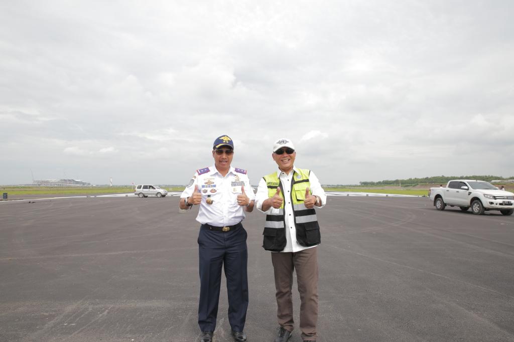 Direktur Bandar Udara  Bandara Kertajati Sangat Mungkin Layani Haji 2018