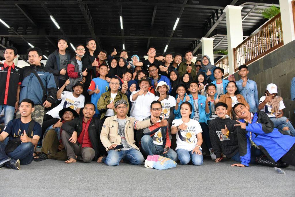 Jambore Film Remaja Sukabumi (JFRS) 2018-majalahsora.com-humas jabar