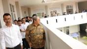11 Ruang Kelas SMAN 9 Kota Bandung Diresmikan Aher