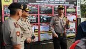 Amankan Pendaftaran Pilgub, 476 Personil Siaga di KPU Jabar