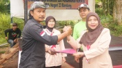 SMAN 23 Bandung Adakan Kemping Pramuka Gratis Untuk Siswanya