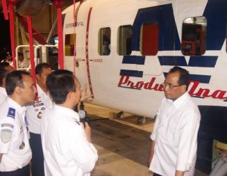 Budi Karya: Setelah Lulus Sertifikasi Pesawat Anak Negeri N219 Diproduksi Secara Masal