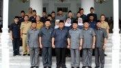 Gubernur Jabar Lantik Kasubbag TU SMA/SMK Negeri