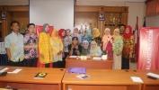 Suryana, S.Pd., Mendukung Acara 'Mekarkeun Sastra Sunda' AKTV di SMAN 8 Kota Bandung